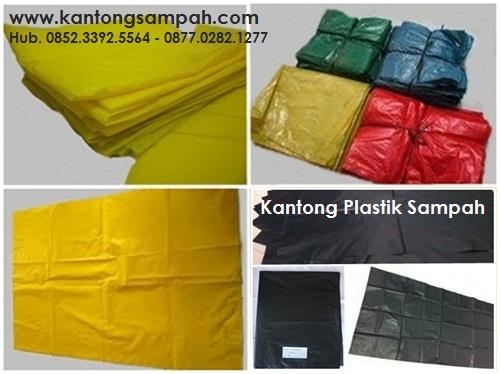 Kantong Sampah Warna-Hitam 1
